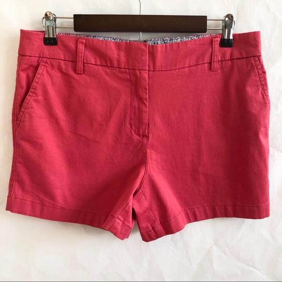 Cambridge Dry Goods Pants - NWT Cambridge Dry Goods Salmon Colored Shorts